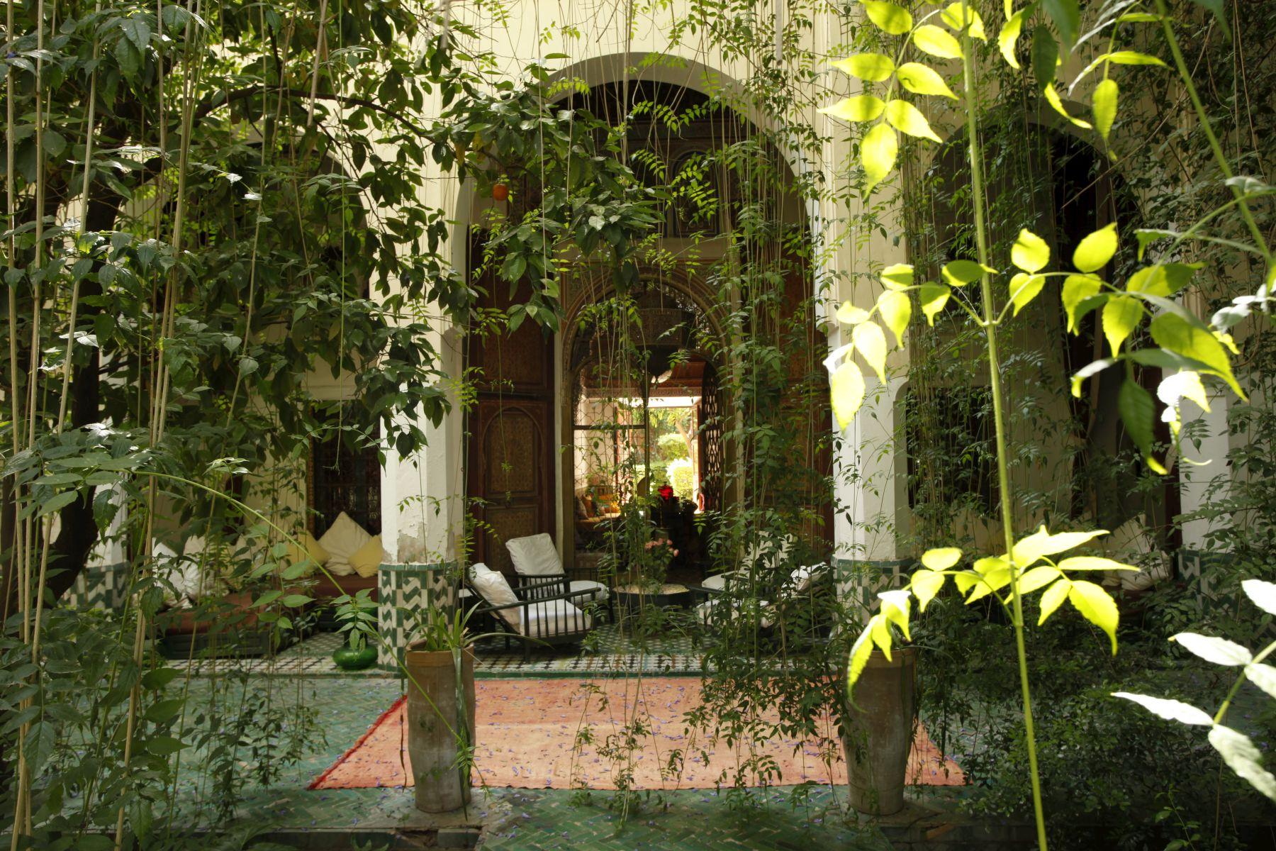 Paysagiste marrakech for Architecture paysagiste